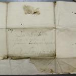 Lettre de Maria de Bortairay à Joannis Hiribarren