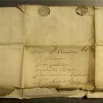 Lettre de Joanna de Castillou à Jean Castillou