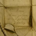 Lettre de Joanna de Salla à Jean Caztillou
