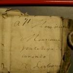 Lettre de Gacina de Biscarrondo à Patchiqu de Biscarrondo