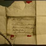 Lettre de Martin Durruitz à Domingo Durruitz