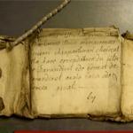 Lettre de Maria de Molleres [greffier : Etchegarayco Haurra Maria] à Bitor & Bernat de Farandiret
